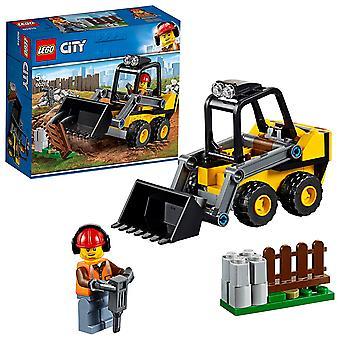 LEGO 60219 City Great Vehicles Zestaw do budowy ładowarek budowlanych