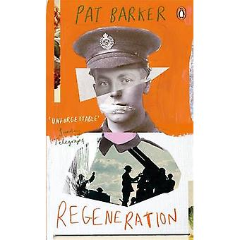 Regeneration by Pat Barker - 9780241970768 Book