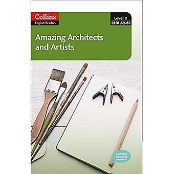 Fantastiska arkitekter & konstnärer: A2-B1 (Collins fantastiska människor ELT läsare)