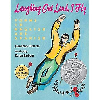 Laughing Out Loud: Poemas em inglês e espanhol