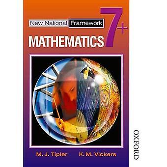 Nouveau cadre National mathématiques 7 + élèves livre: 7 Plus (nouveau cadre National Mathematics)