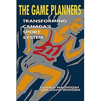 Das Spiel Planer: Umwandlung Kanadas Sport-System