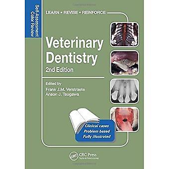 Veterinære tandpleje: Selvevaluering farve anmeldelse, anden udgave (veterinær selvevaluering farve gennemgang serie)