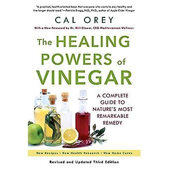 Healing Powers of Vinegar