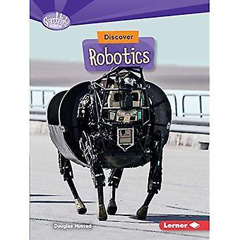 Oppdag Robotics (søkelys bøker hva er kult om vitenskap?)