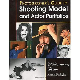 Photographer's Guide to Shooting Model and Actor Portfolios