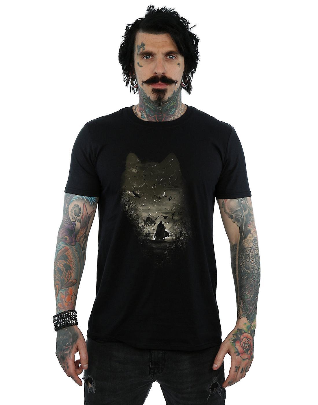 Dan Dingeroz Men's Lord Crow T-Shirt