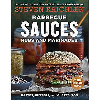 Barbecue sauzen, wrijft en Marinades - Bastes, boter & glazuren, ook