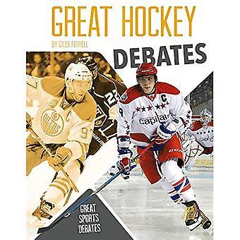 Grote Hockey debatten (grote sport debatten)