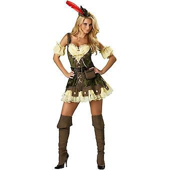 Miss Robin Hood Adult Costume