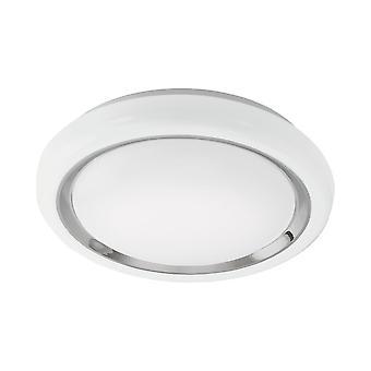 Eglo - Capasso LED branco redondo EG96023 luz de teto