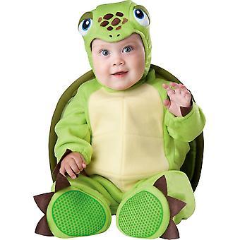 Tiny Turtle småbarn dräkt