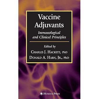 ハケット ・ チャールズ j. によってワクチン接種のアジェバント