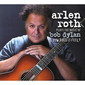 Arlene Roth - Plays the Music of Bob Dylan: How Does It Feel [CD] USA import