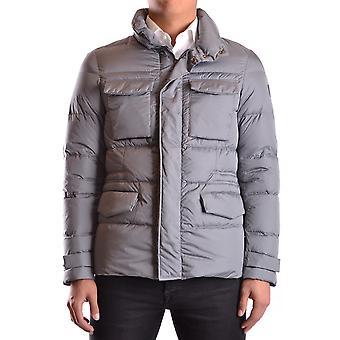 Geospirit Ezbc203023 Men's Grey Nylon Outerwear Jacket