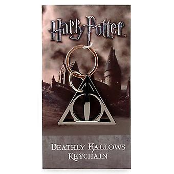 Harry Potter Deathly Hallows Keychain