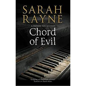 Chord of Evil - Wartime Suspense by Sarah Rayne - 9780727887412 Book