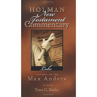 Holman NT Comm Vol 3 Luke by M. Anders - 9780805402032 Book
