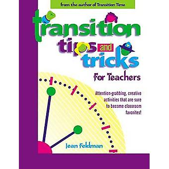 Transition Tips and Tricks for Teachers - Prepare Young Children for C