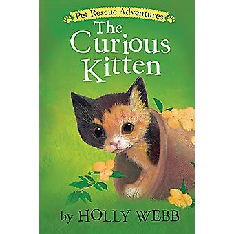The Curious Kitten by Holly Webb - 9781680100907 Book