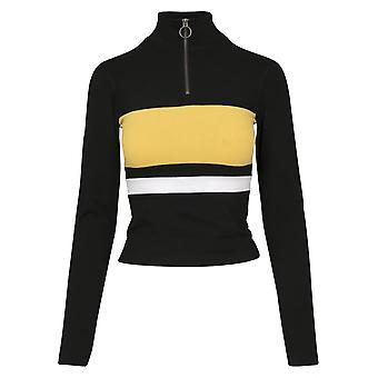 Urban klassikere damer oversize Sherpa Cord kordfløyel jakke
