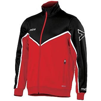 Mitre Primero Poly Track Jacket For Boys