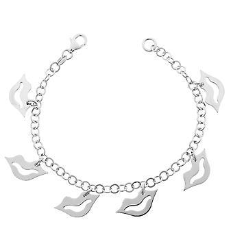 Bracelet 19Cm Lips