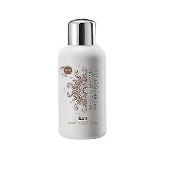 White to Brown White To Brown Professional Spray Tan Solution - 12.5%