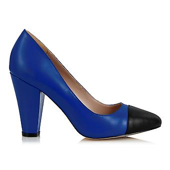 Beaulieu blauwe schoenen