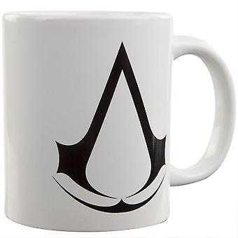 Mug - Assessian's Creed - Logo Coffee Mug Licensed cmg-ac-crst