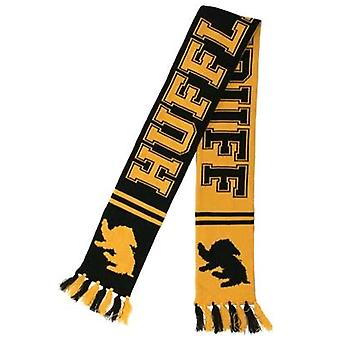 Harry Potter Hufflepuff Reversible Knit Scarf