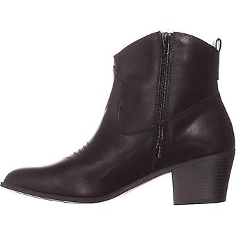 Style & Co. Womens Mandyy Closed Toe Ankle Cowboy Boots