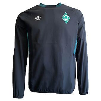 2019-2020 Werder Bremen Umbro Drill Top (Black)
