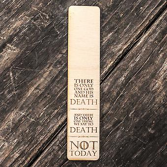 Not today - bookmark