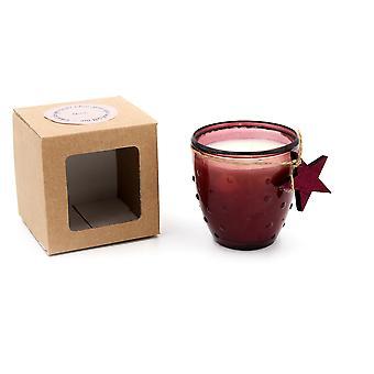 Koitti Candle Koitti cristal reciclado 9cm Moss