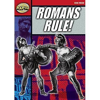 Rapid Stage 5 Set A - Romans Rule! (Series 2) by Dee Reid - 9780435910