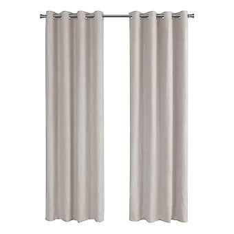 Curtain panel - 2pcs / 52