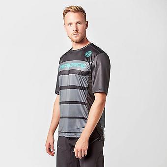 New Raceface Men's Indy Short Sleeve Jersey Grey