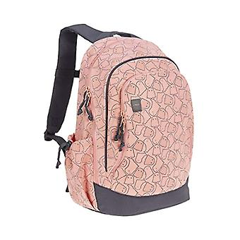 Lassig Big Backpack Spooky - Children's backpack 42 centimeters - Pink (Spooky Peach)