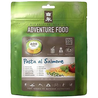 Adventure Food Green Salmon Pasta 1 Person