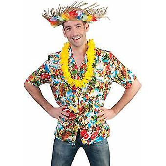 Chemise Hawaii Shirt Surfer BeachParty Surf Chemise homme