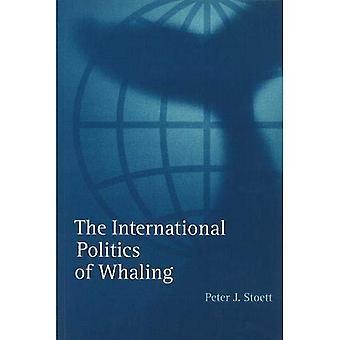 De internationale politiek van de walvisvangst