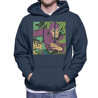 The Phantom & His Wolf Devil Men's Hooded Sweatshirt