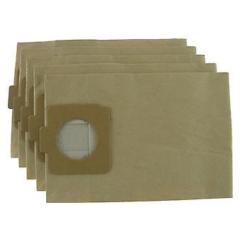 Papier Worki do odkurzaczy Moulinex Compact