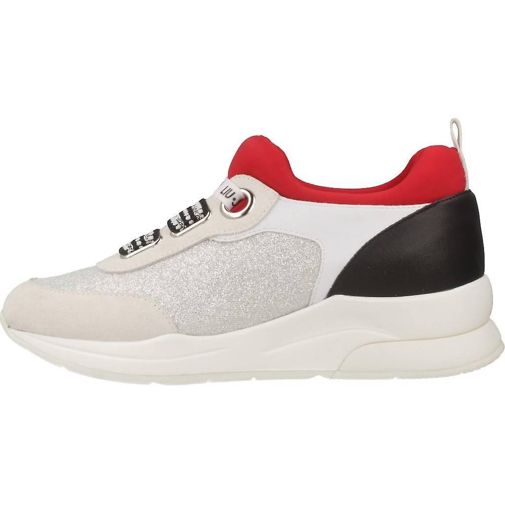 Liu-jo Sport / Karlie 13 Color Silverred Sneakers