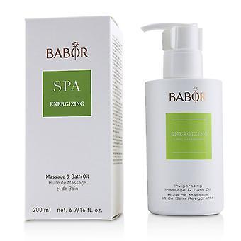 Babor Babor Spa Energizing Massage & Bath Oil - 200ml/6.7oz