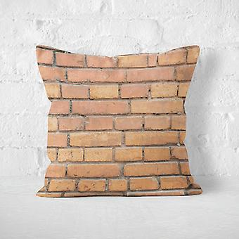 Meesoz Cushion Cover - Red Brick Of Rocks