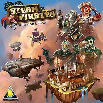 Steam Pirates Board Game