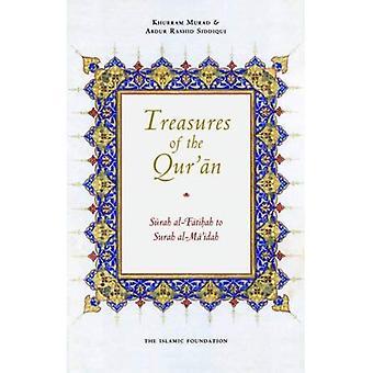 Skatte af Koranen: Sura Al-Fatihah til Sura Al-Mai'dah