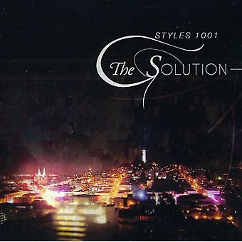 Styles1001 - Solution [CD] USA import